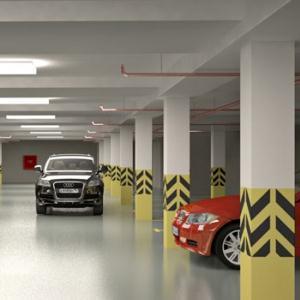 Автостоянки, паркинги Ивота