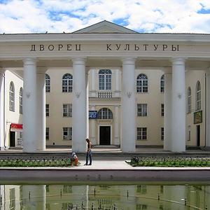 Дворцы и дома культуры Ивота