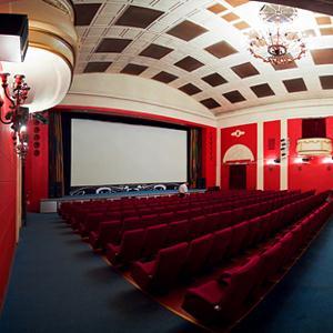 Кинотеатры Ивота