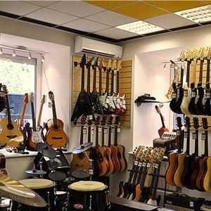 Музыкальные магазины Ивота