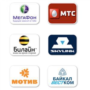 Операторы сотовой связи Ивота