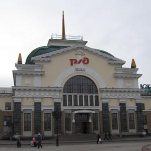 Железнодорожные вокзалы Ивота